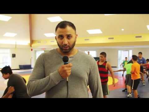 Wrestling Khalsa Club Surrey