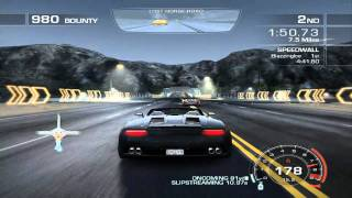 Need for Speed Hot Pursuit ~ Racer Gameplay ~ Coast to Coast