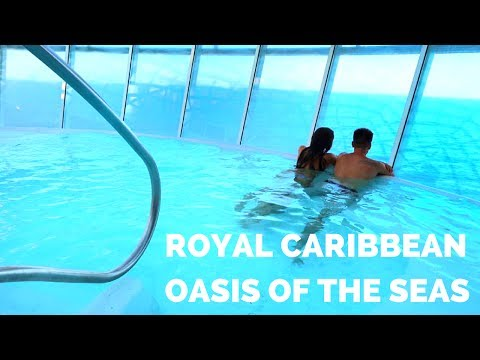 Royal Caribbean Oasis of the Seas- Vlog & Review 2018