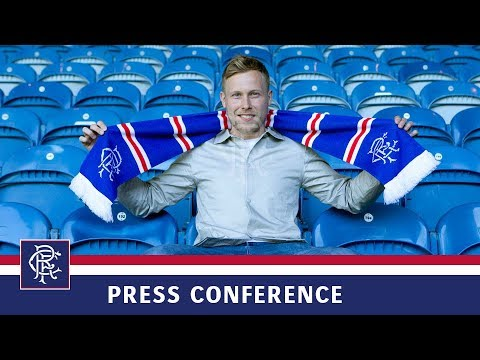 Press Conference: Scott Arfield Signs