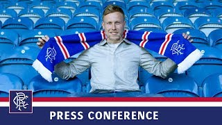 PRESS CONFERENCE | Scott Arfield Signs | 14 May 2018