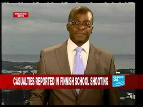 'Nine Dead' In Finnish School Shooting