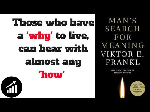 #53 - Man's Search For Meaning: The classic tribute to hope from the Holocaust  - Book Review