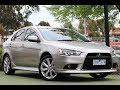 B7341 - 2013 Mitsubishi Lancer VR X CJ Auto Walkaround Video