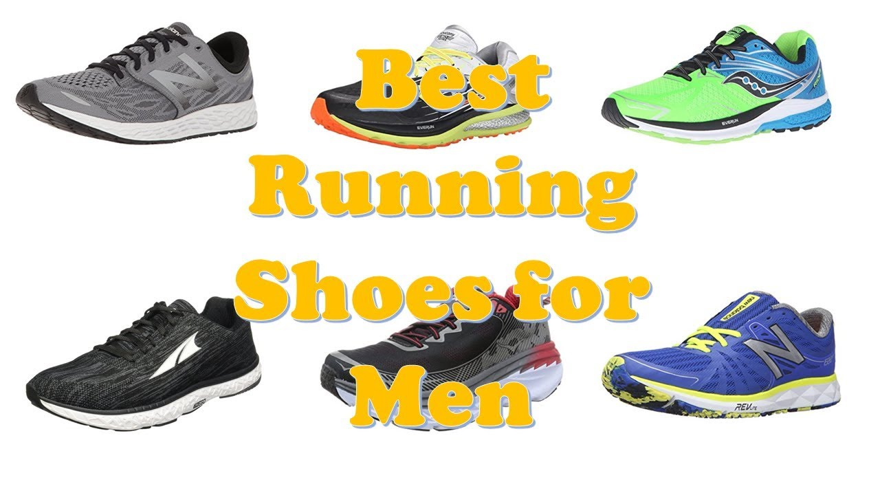 Top 10 Best Running Shoes for Men 2018 - Best