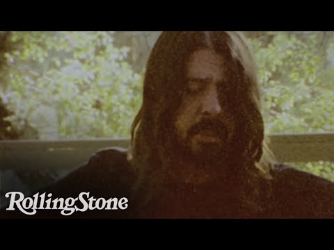 Foo Fighters Exclusive: Dave Grohl Performs 'Something From Nothing' Acoustic