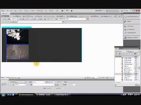 Spry Slideshow Tutorial