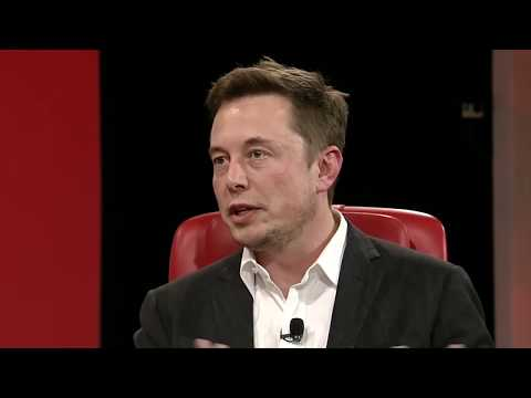 Elon Musk Says He\'s Scared Of Google