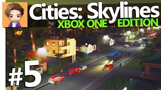 Cities: Skylines Xbox One Edition | PART 5 | RUSH HOUR