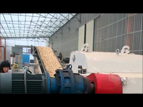 2014 China Best Selling Woodworking Machines For Processing Wood Chipper Crusher In Tailand
