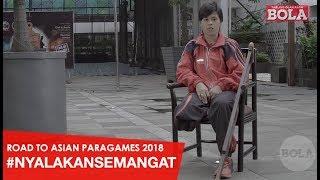 ROAD TO ASIAN PARAGAMES 2018 - LIHAT MEREKA LEBIH DEKAT