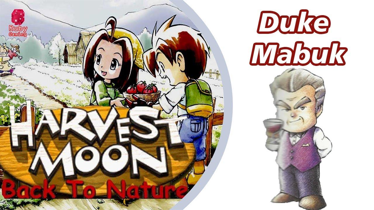 Duke Mabuk | Kuy Main Harvestmoon Back To Nature Indonesia |