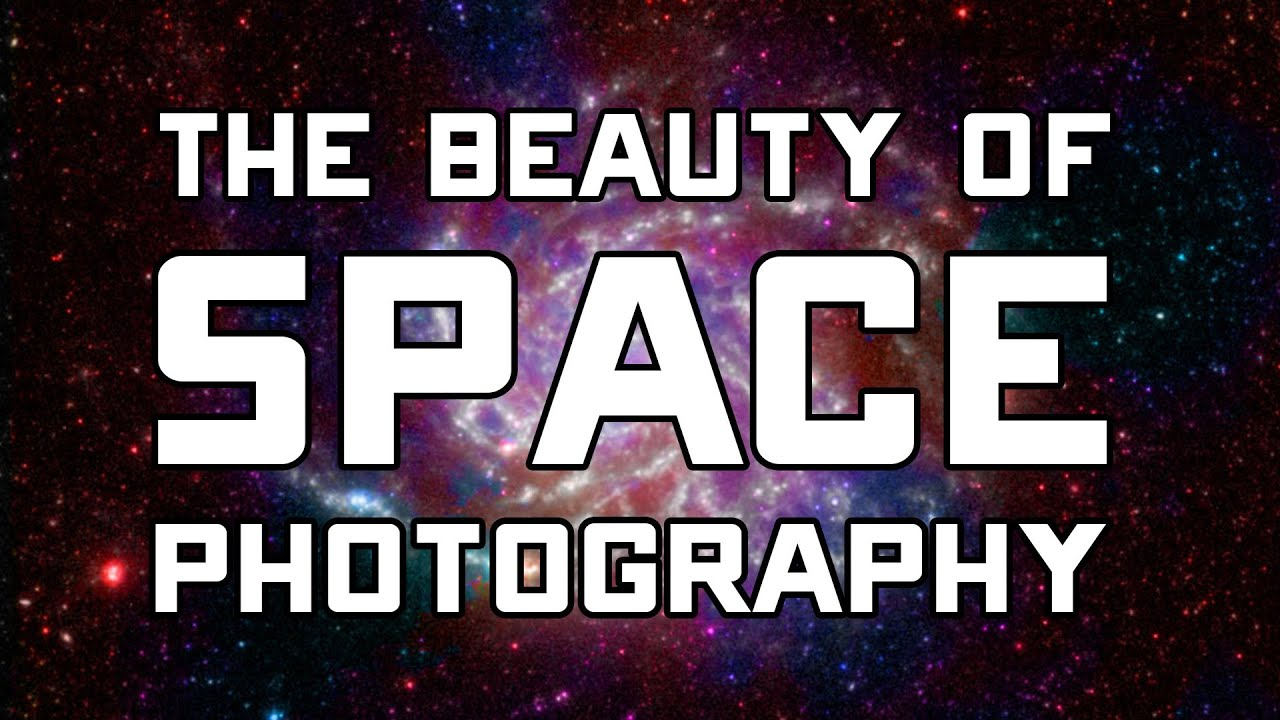 The Beauty of Space Photography | Off Book | PBS Digital Studios
