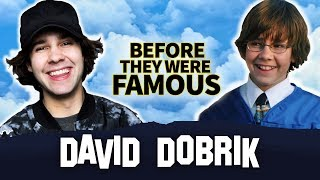 David Dobrik | Before They Were Famous | VLOG SQUAD Biography