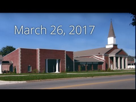 FBC Pulaski March 26, 2017 Service