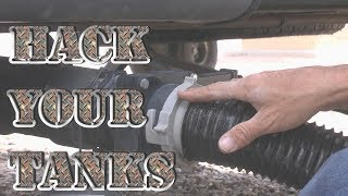 Best RV Black and Grey Tank Hack