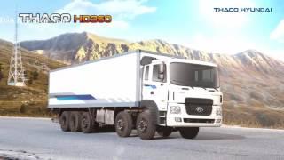 Video Xe Tải Trường Hải 3 Chân Thaco Hyundai HD210, 4 Chân Thaco HD320, 5 Chân Thaco HD360 Giá Tốt download MP3, 3GP, MP4, WEBM, AVI, FLV Oktober 2017