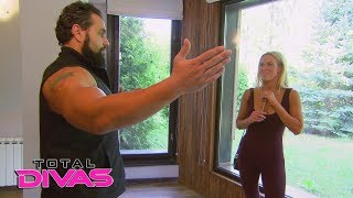 Rusev and Lana go house hunting in Sofia, Bulgaria: Total Divas Preview Clip, Jan. 17, 2018