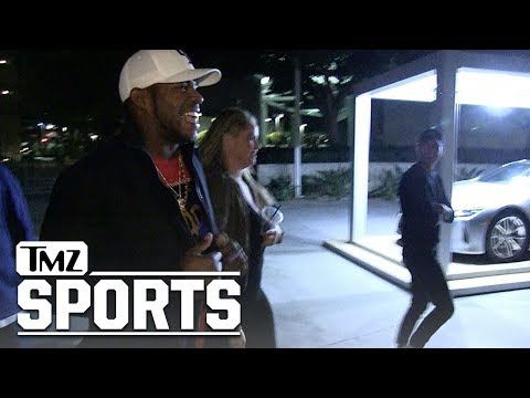 Yasiel Puig: 'I Have Too Much F**king Money' to Worry About Burglary | TMZ Sports