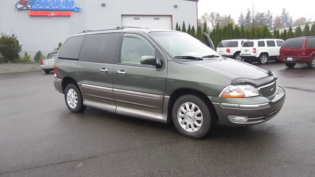2003 ford windstar green stock a91903 walk around youtube. Black Bedroom Furniture Sets. Home Design Ideas