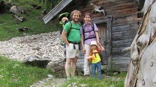 On Tour in den Allgäuer Alpen ( 13 ) - Der Seealprundweg unter´m Nebelhorn