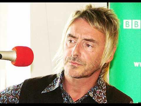 Paul Weller - Broken Stones Acoustic Radio Session