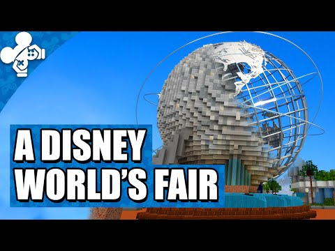 Walt Disney and the New York World's Fair! | A Day in the Parks