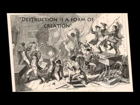 literary analysis of the destructors