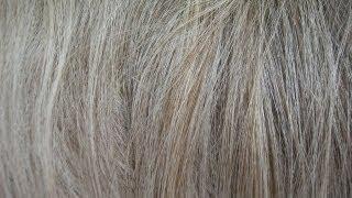 كيفية التخلص من شيب الشعر