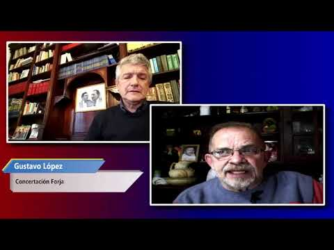 Gustavo López: Las declaraciones de Aguad atentan contra el sistema democrático