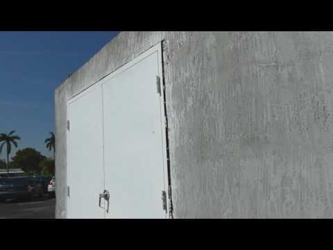 Transportable Concrete Building SALE 12X20