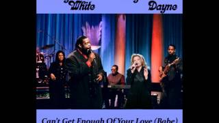 Barry White & Taylor Dayne - Can't Get Enough Of Your Love (Babe) (MottyMix)