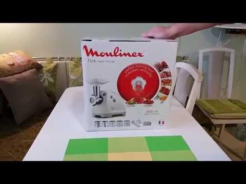 М'ясорубка MOULINEX ME626132