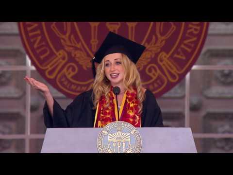 Cooper Nelson Valedictorian Speech | USC Commencement 2017