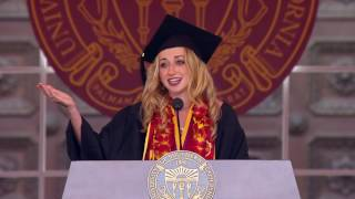 Cooper Nelson | USC Commencement Valedictorian Speech 2017 thumbnail