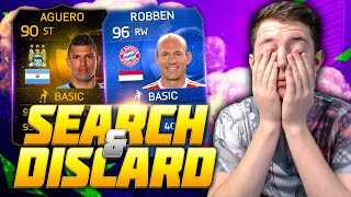 FIFA 15 Search And Discard   My BIGGEST Discard Challenge Yet! - TOTY, TOTT, TOTS EVERYTHING