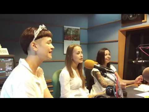MOKOSHO a capella on air. Radio Kiss FM Kobe.Japan