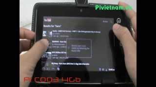 Máy tính bảng Pi C003 4Gb