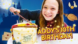 Addy's 10th Birthday!