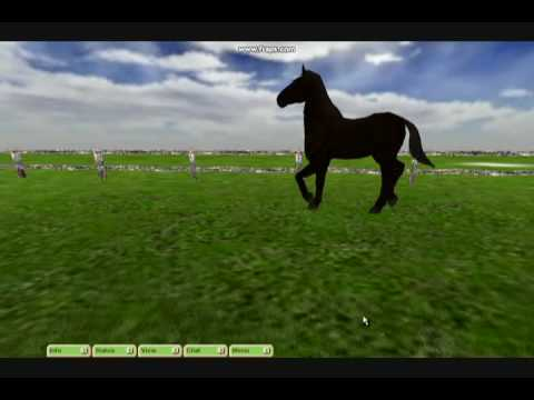 Virtual Horse Ranch 2 German Youtube