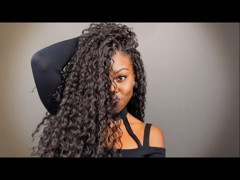 Freetress Deep Twist Crochet Braids