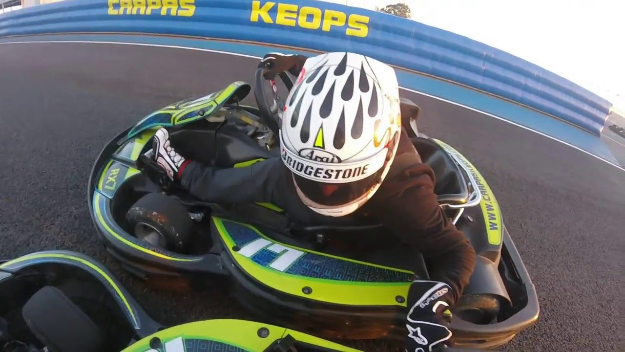 Circuito Karts Conil : Karting conil kis k youtube