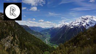 Beautiful Switzerland Nature w/ music - Stunning 4K, to get grounded