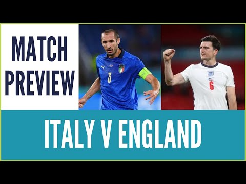 Download 🏆 FINAL PREVIEW - 🇮🇹 ITALY v ENGLAND 🏴   #ITAENG #ITA #ENG #EURO2020