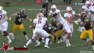 Christian McCaffrey vs. Iowa (2015)