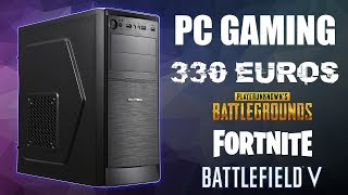 pc gaming barato 2018