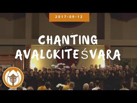 Chanting Avalokiteśvara | 2017.09.12 (DPM)