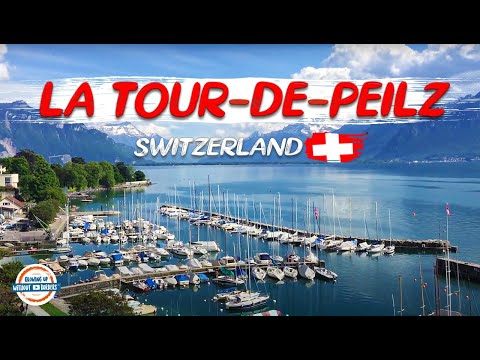 Explore La Tour-de-Peilz Switzerland and Migros - a Swiss Grocery Store!