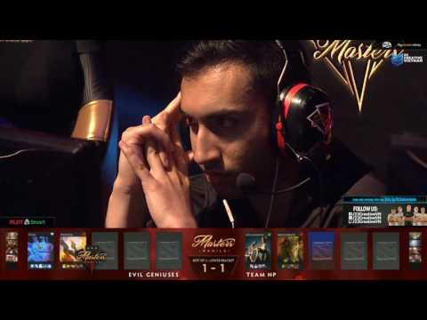 Manila Master | EG vs NP - Game 3 - Caster : Mybone