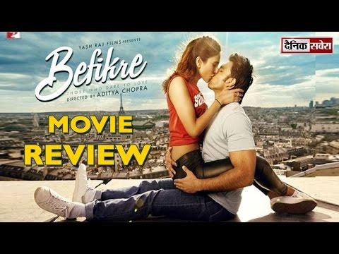 Befikre - Movie Review | Aditya Chopra |...